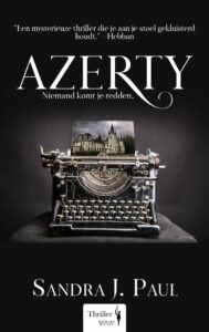Azerty - Sandra J Paul