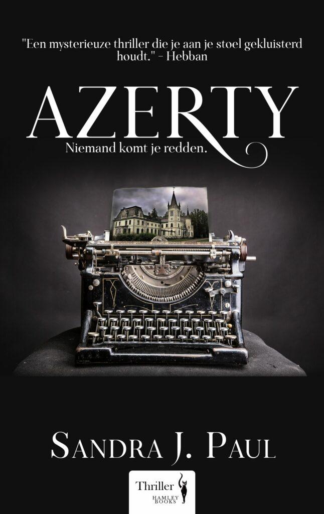 Azerty - Sandra J Paul