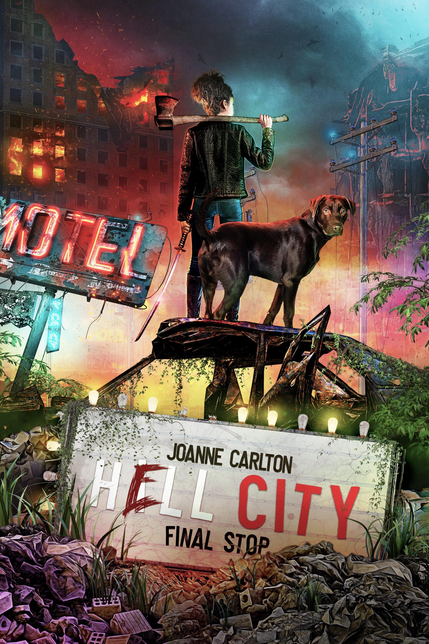 Hell City - Joanne Carlton
