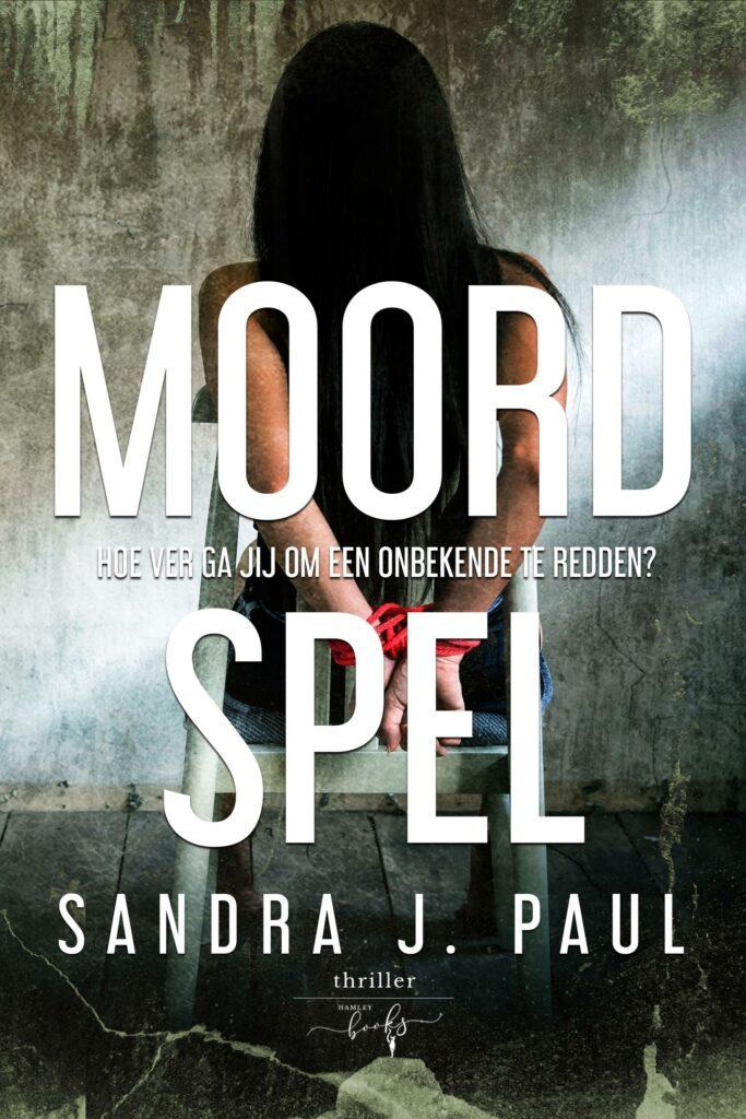 Moordspel Sandra J. Paul Hamley Books