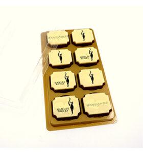 HamleyBooks Chocolade