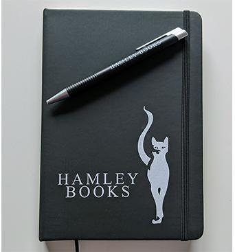 HamleyBooks Notaboekje