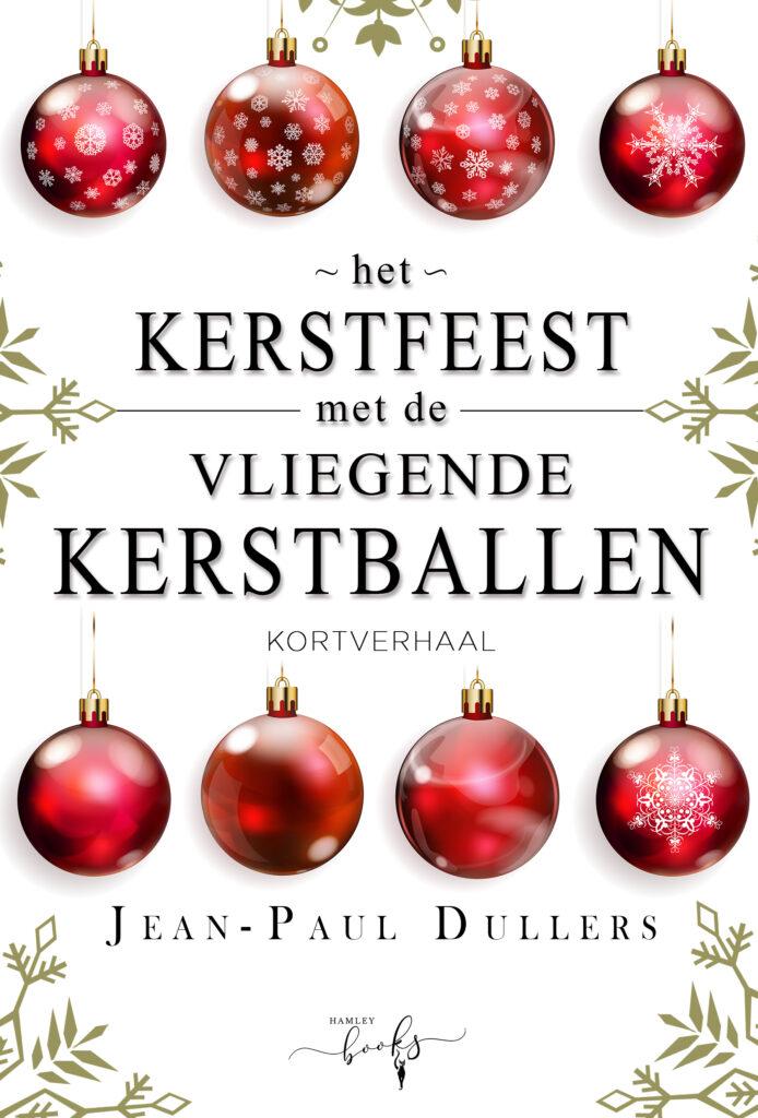 Het Kerstfeest met de vliegende kerstballen