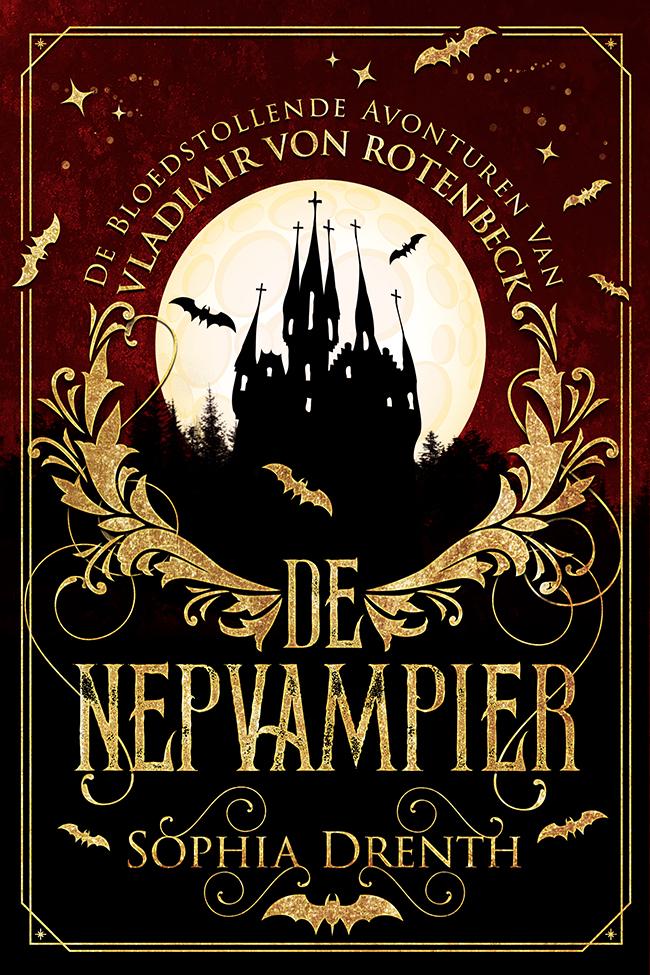 De Nepvampier - Sophia Drenth - Hamleybooks
