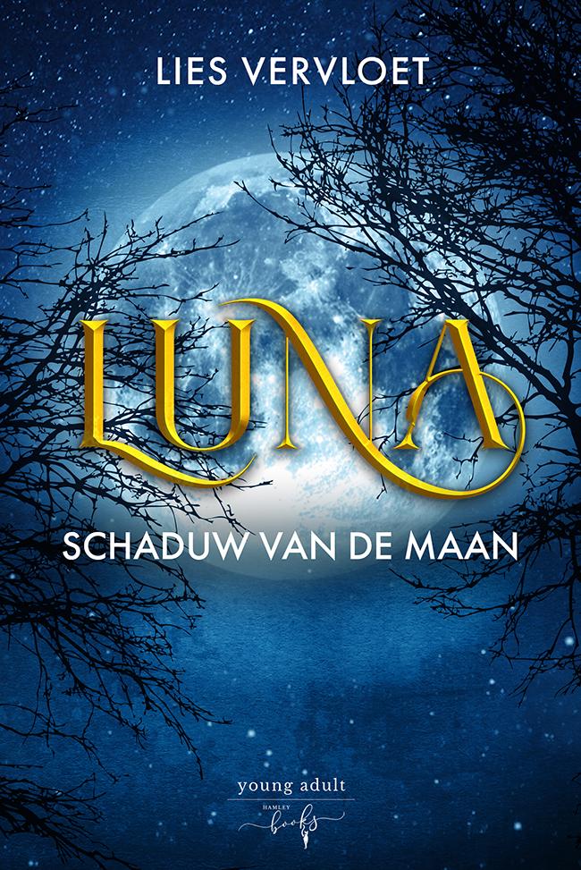 Luna Schaduw van de maan -Lies Vervloet -Hamleybooks