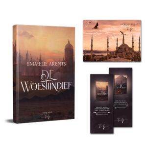 De Woestijndief - Emmelie Arents - Hamley Books