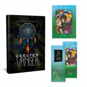 Geestenvanger - Latoya Morris - Hamleybooks - Jeugdboek
