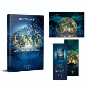 Luna - Lies Vervloet - Hamleybooks - Young Adult