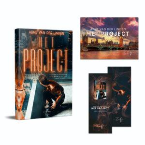 Arne Van Der Linden - Het Project - Jeugdboeken Hamleybooks