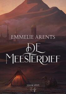 De meesterdief - Emmelie Arents - Hamleybooks - youngadult