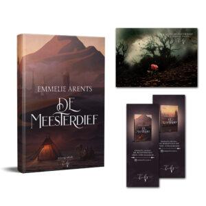 Emmelie Arents - De Meesterdief -HamleyBooks Exclusive -Young Adult