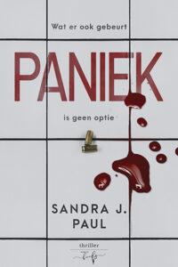 Paniek- Sandra J Paul - Hamleybooks - thriller