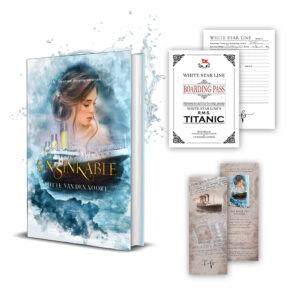Titanic Unsinkable - Lotte van den Noort - Hamleybooks