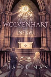Wolvenhart - Ina de man - Hamleybooks -jeugdboek