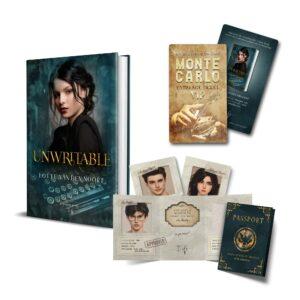 Unwritable - Lotte van den Noort - Exclusive - HamleyBooks