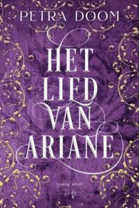 Het lied van ariane - Petra Doom - Young Adult fantasy - Hamleybooks